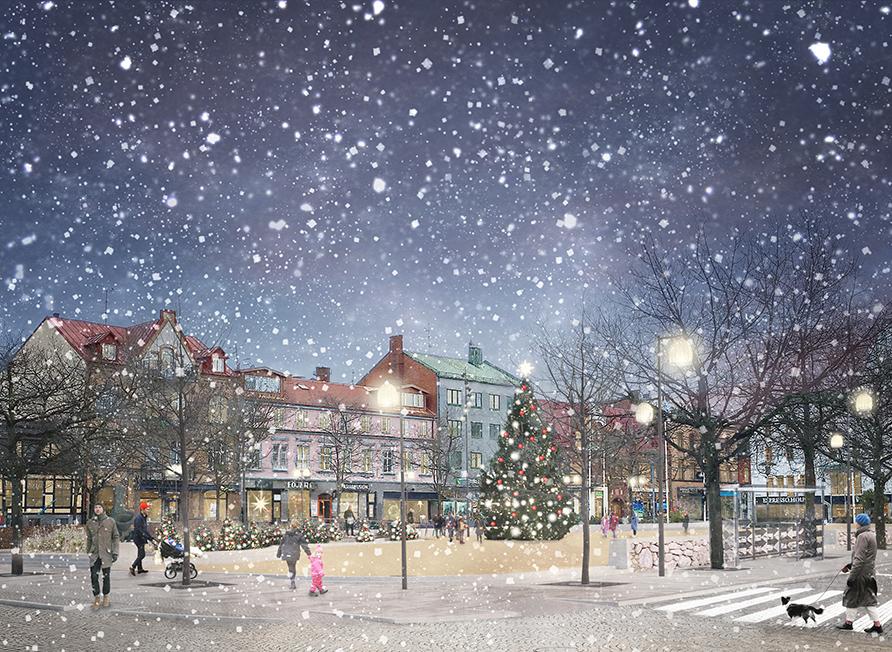 jul eslöv stora torg