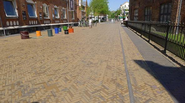 marktegel i Odense