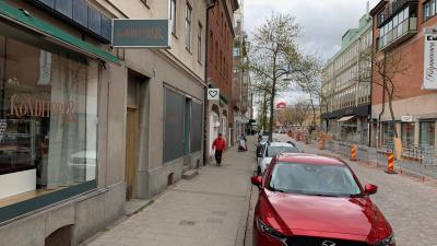 Södergatan stängs för ombyggnad 18 maj